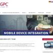 Referenz GPC: Startseite