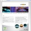 Referenz: Das Licht Team; Website + Content Management System / Startseite