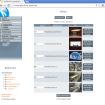 Referenz: Das Licht Team; Website + Content Management System / Bildarchiv