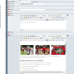 Referenz Destination Alsace: Screenshot Verwaltungsebene des Content Management Systems